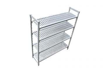 Plastic Mat Shelving 455mm