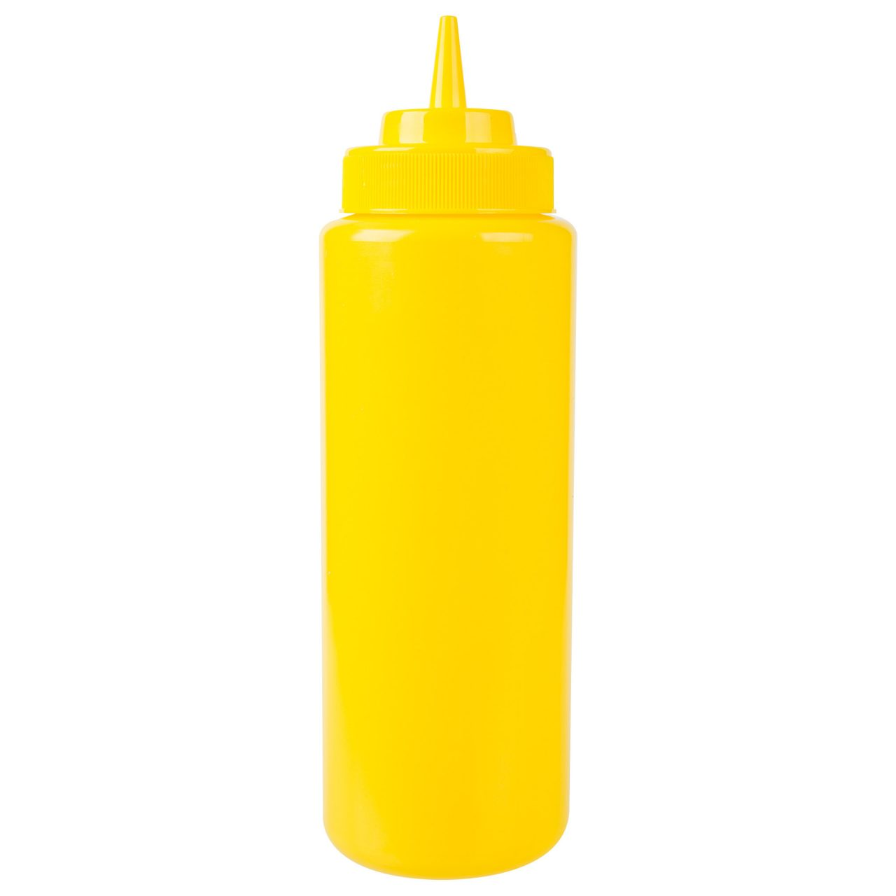 KH Plastic Squeeze Bottle Yellow