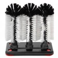 KH 3-Brush Manual Glass Cleaner