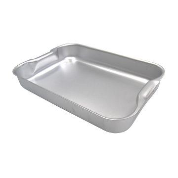 Recess Handle Baking Dish Aluminium