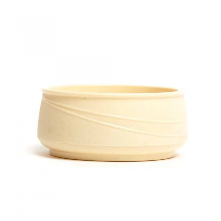 KH Moderne Insulated Soup Bowl Yellow