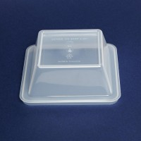 Square Bread And Butter Plate Lid