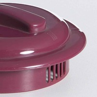 KH Traditional Insulated Jug Burgundy Lid