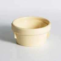 KH Traditional Insulated Soup Bowl Yellow 2