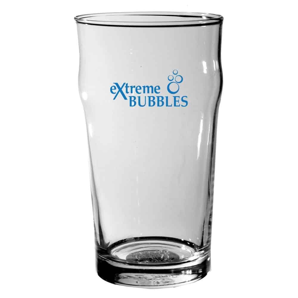Nonic Extreme Bubbles