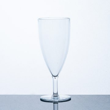 Plastic Resort Wine Flute 200mL