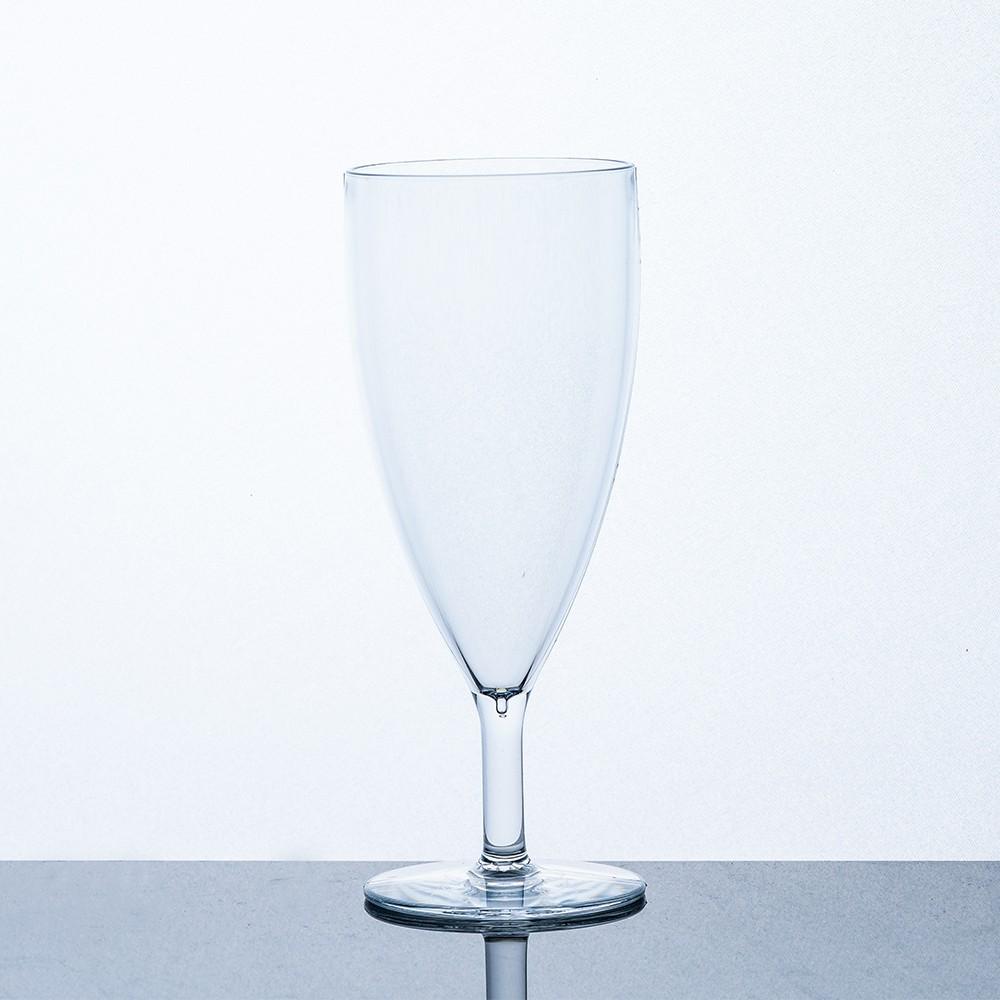 Plastic Resort Wine Flute 200mL