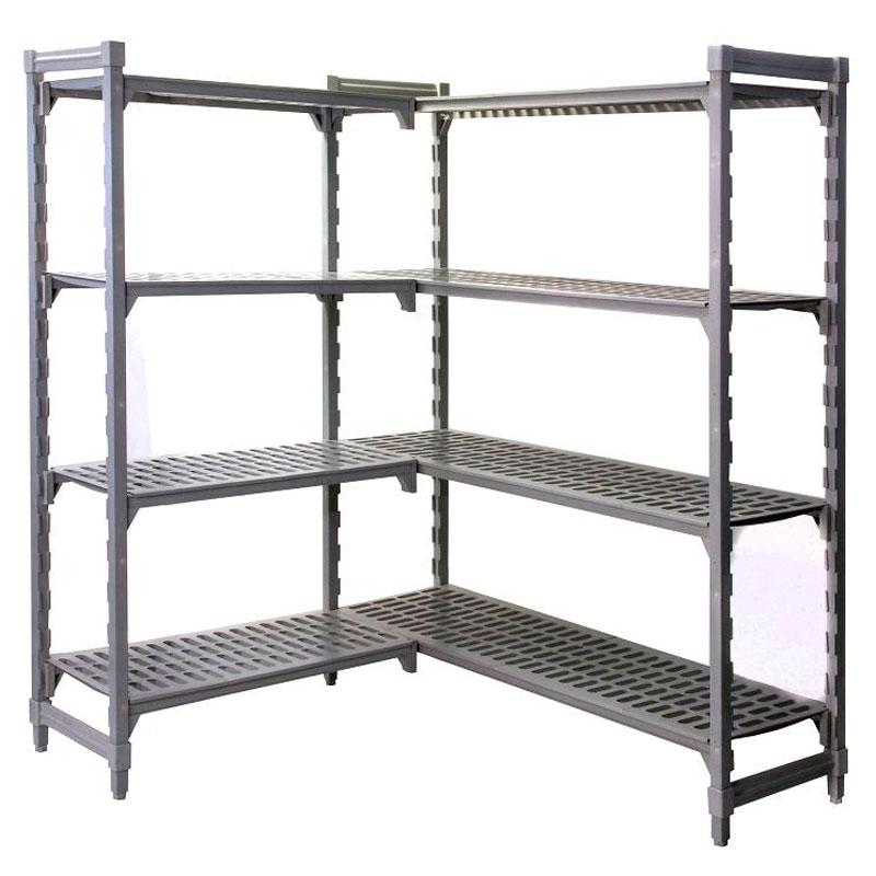 KH Adjustable Plastic Mat Shelving