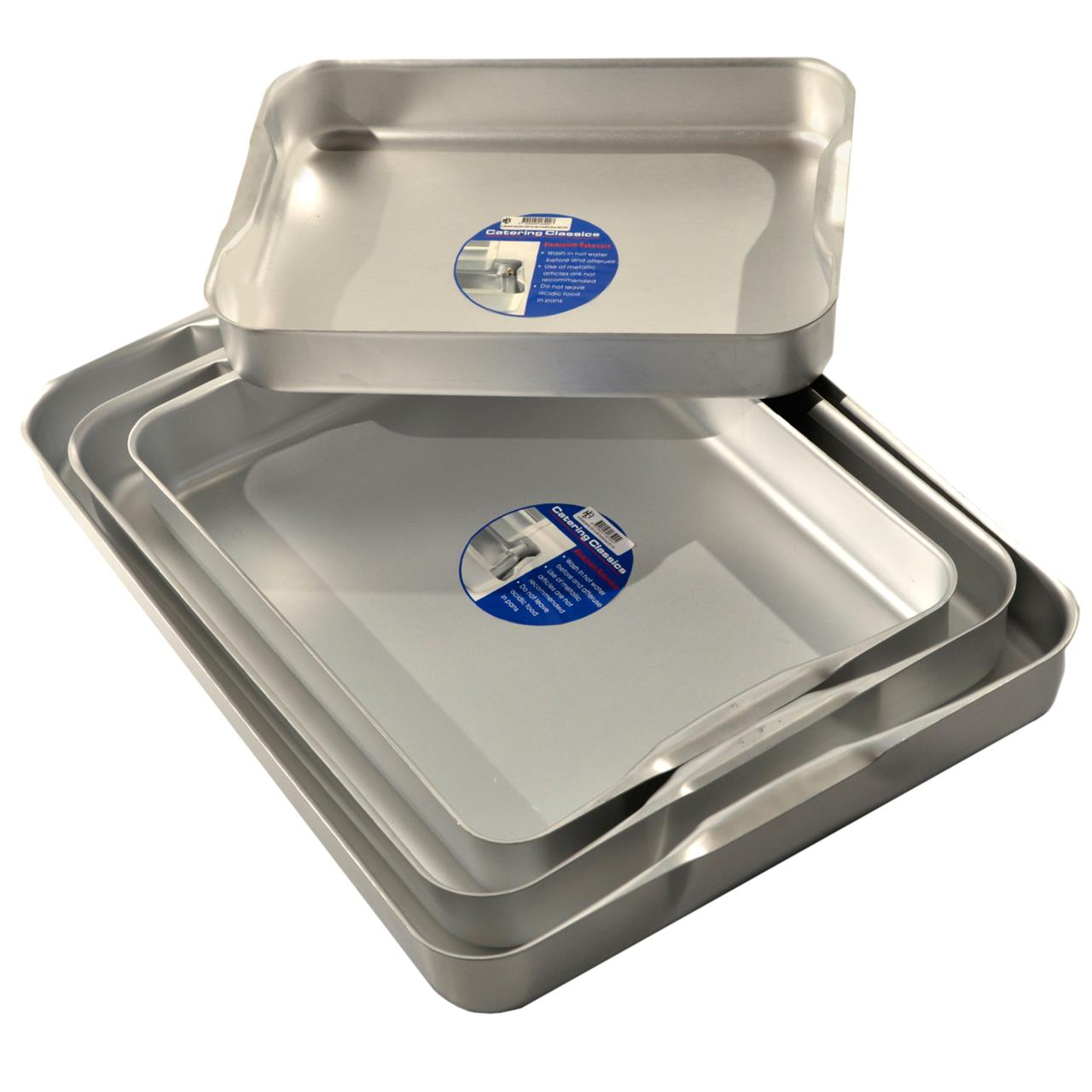 Recess Handle Baking Dish