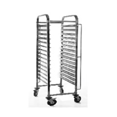 Bakers / Cake Pan Trolley