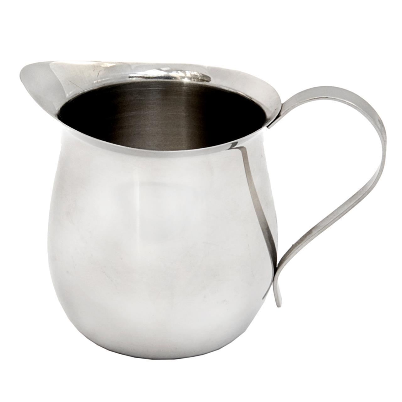 Bell Shape Stainless Steel Creamer