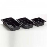 Black Food Pans Polycarbonate (PC)