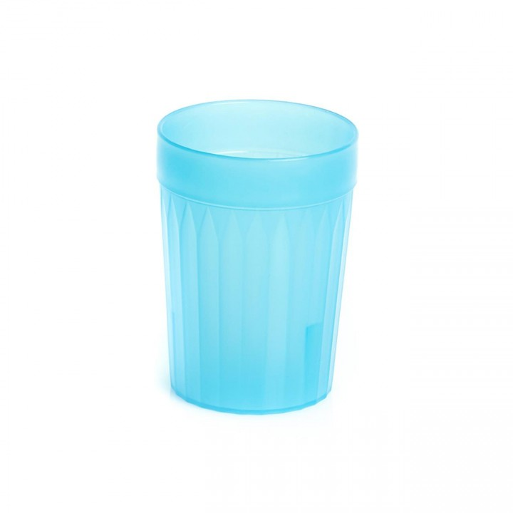 Healthcare Blue Re-Usable Plastic Tumblers (#30)