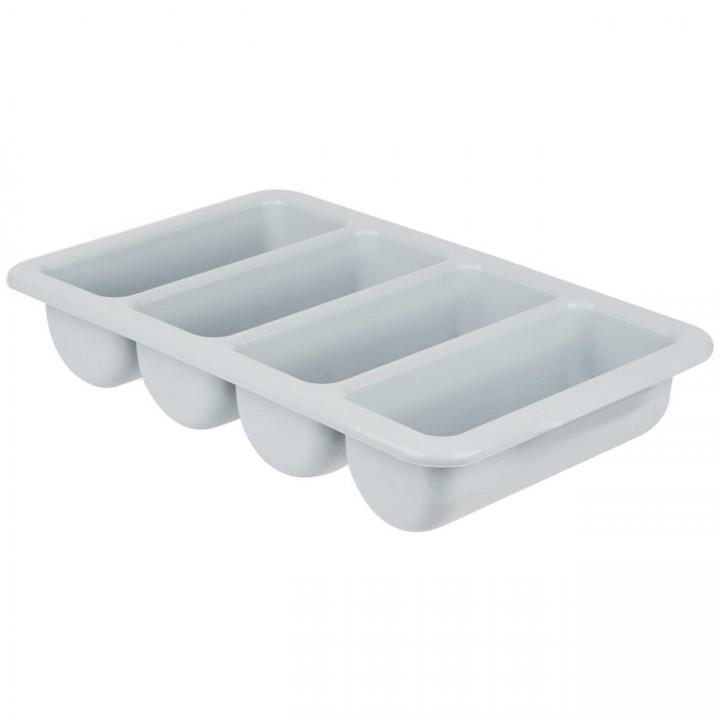 KH Cutlery Box Grey
