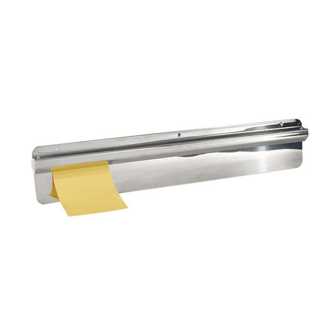 Docket Order Rail Stainless Steel