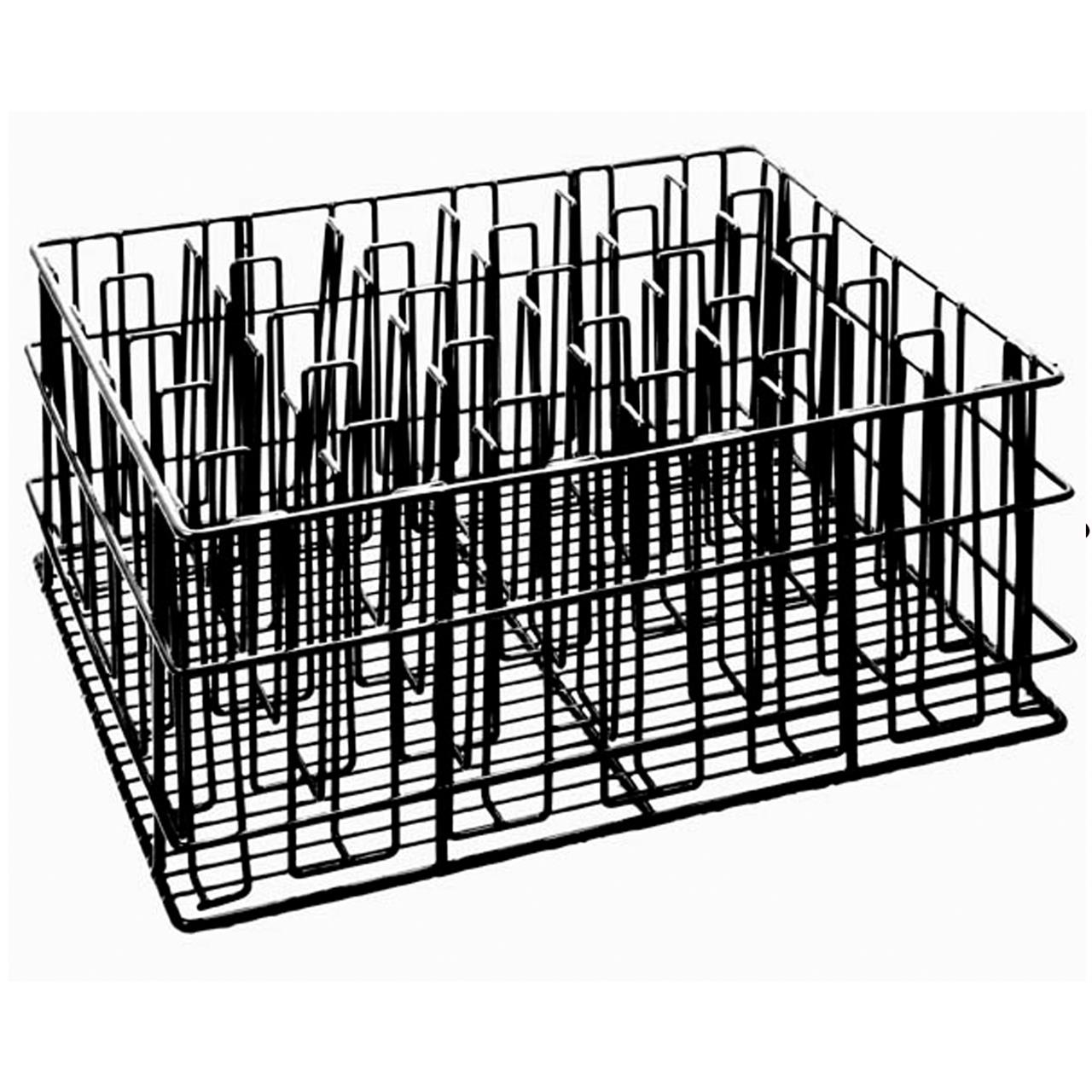 KH Compartment Glass Basket Rack