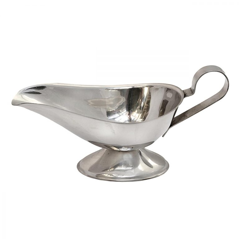 Gravy Boats Stainless Steel