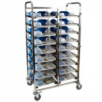 Meal Delivery Trolley