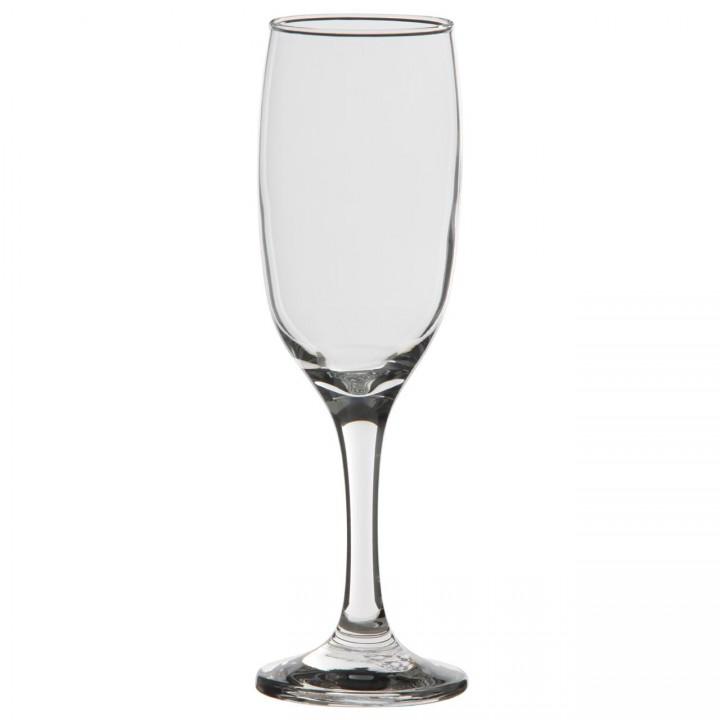 Nadir® Manhattan Champagne Flute Glass