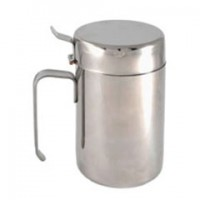 Oil Canister Pourer Stainless Steel