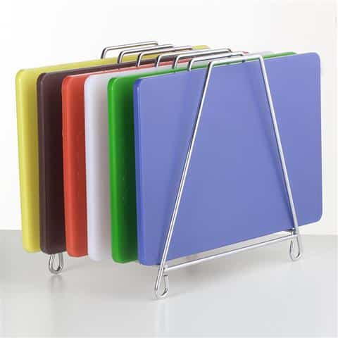 P.E. Cutting Boards & Cutting Board Racks