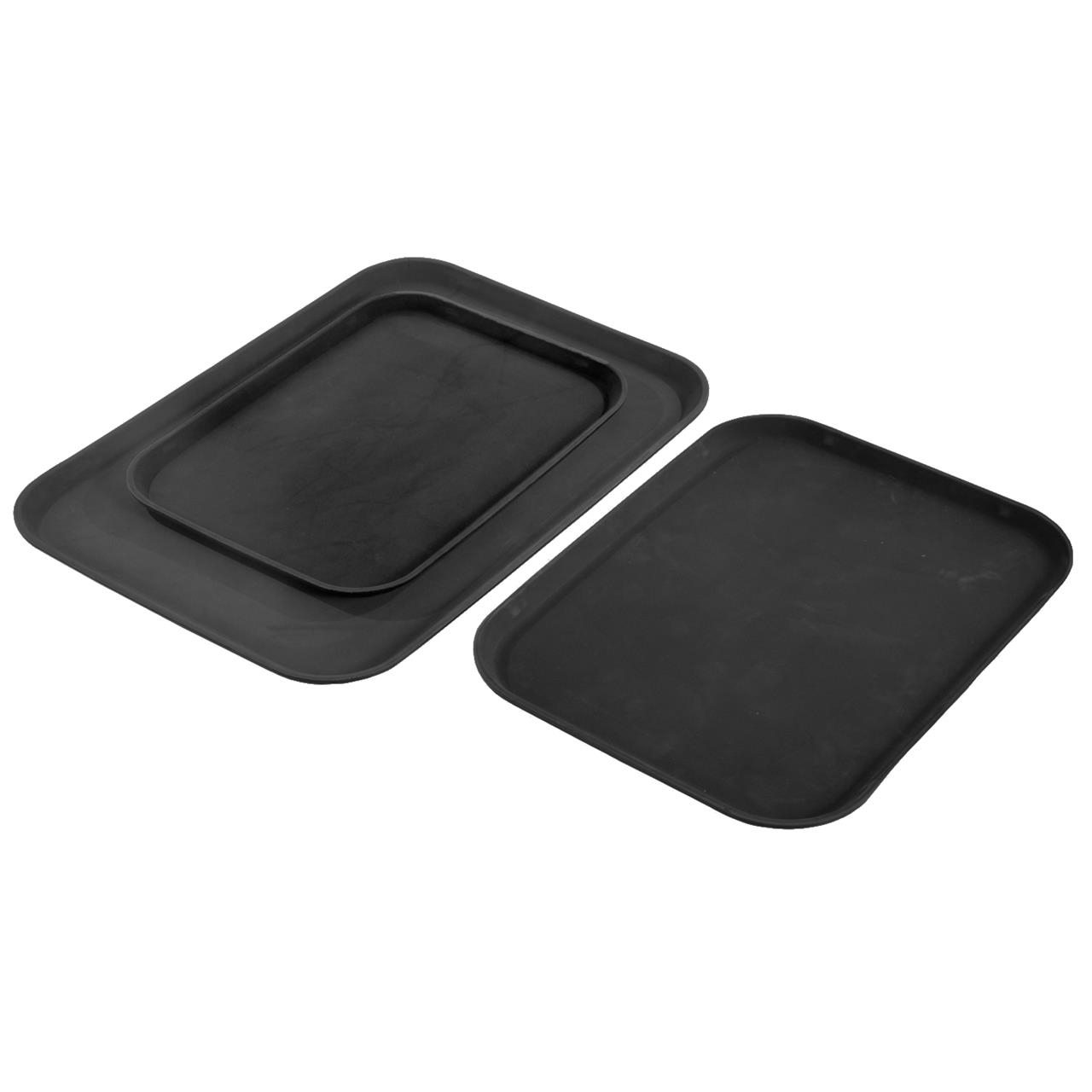 Rectangular Non-Slip Drink Tray