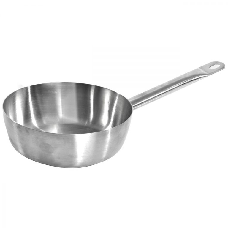 Stainless Steel Saucepan Conical