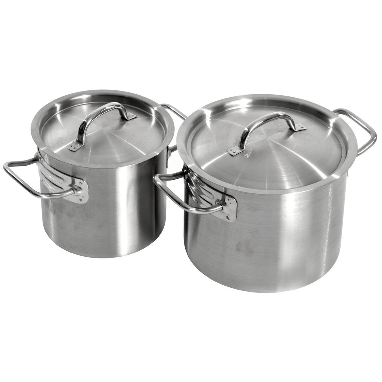 KH Stainless Steel Saucepot