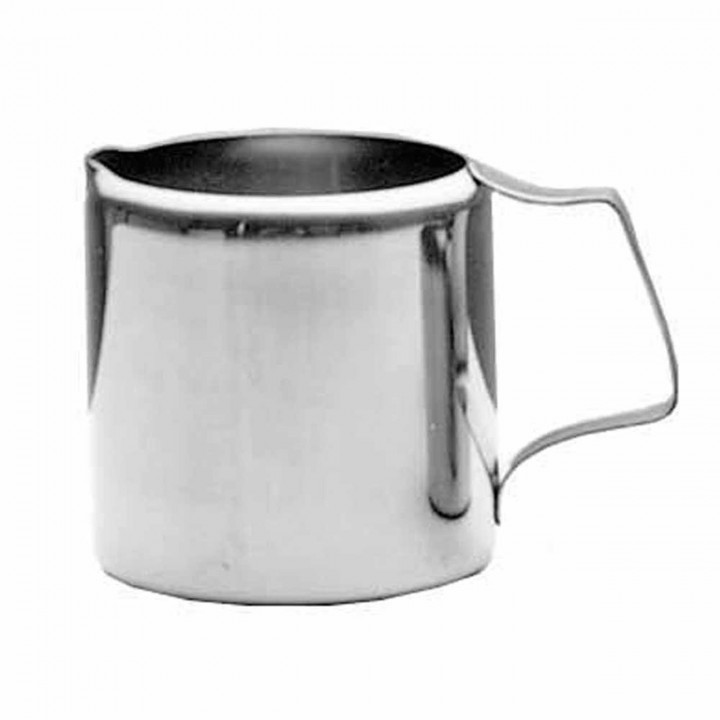 Stainless Steel Straight Sided Creamer