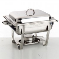 Sunnex® Half Size Stackable Chafer