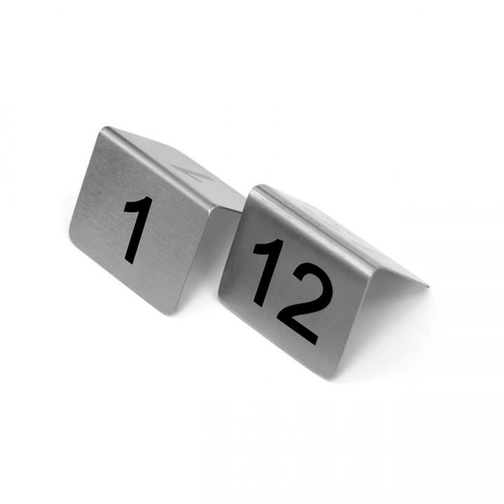 KH Table Number A-Frame