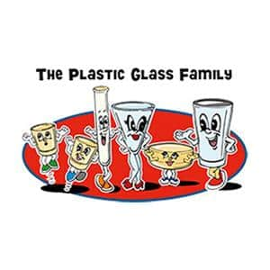 Plastic Glass Family®