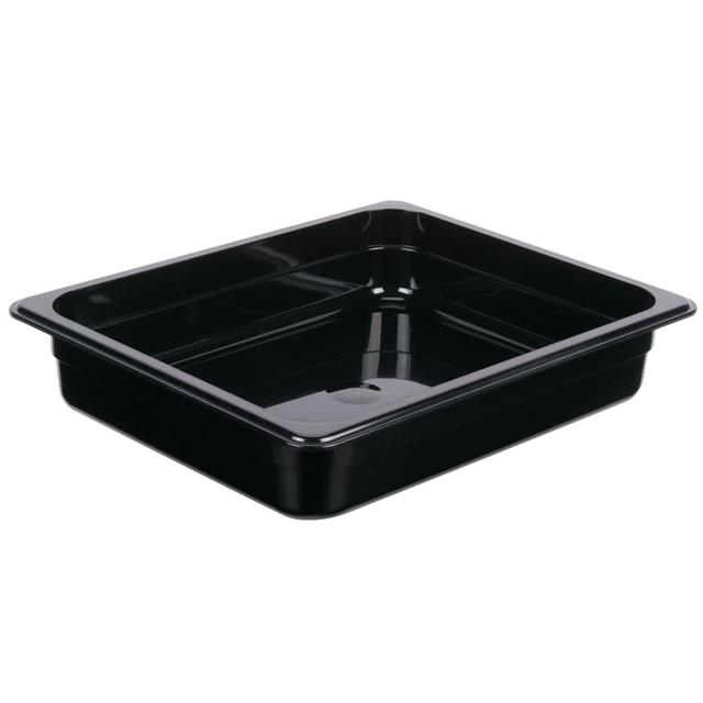 12-size-polycarbonate-steam-pan-black