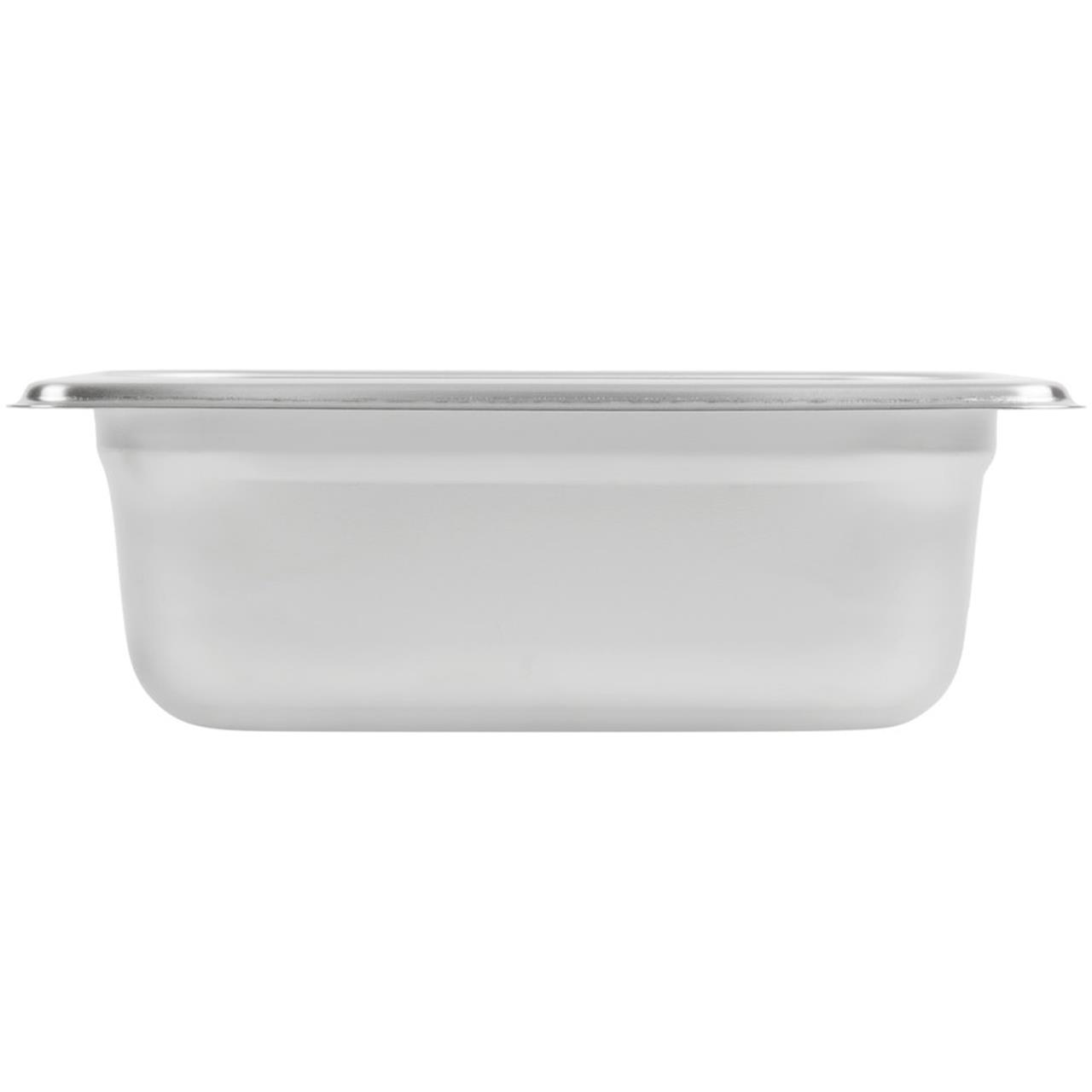 1/9 Stainless Steel Steam Pan