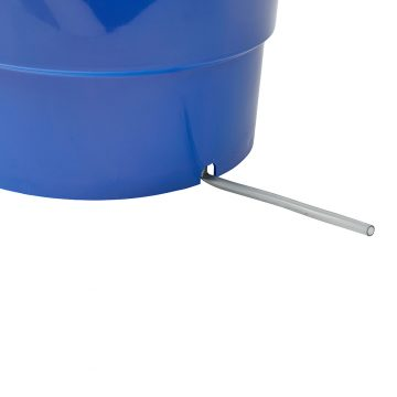 KH Blue Salad Spinner Non-Skid 20Lt