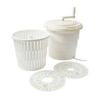 KH Salad Spinner Commercial 20lt White
