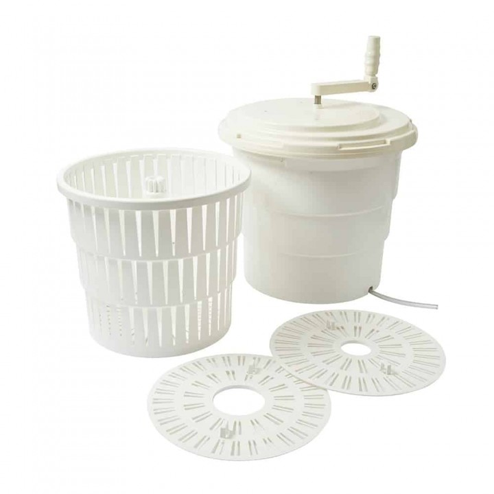 KH Salad Spinner Commercial 20lt White