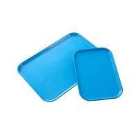 KH Fibreglass Tray Blue