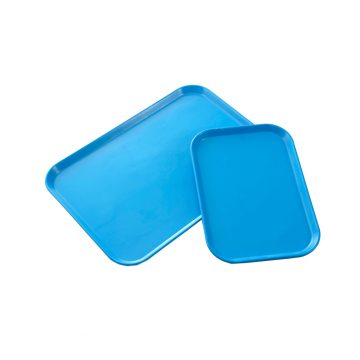 KH Fibreglass Tray Blue