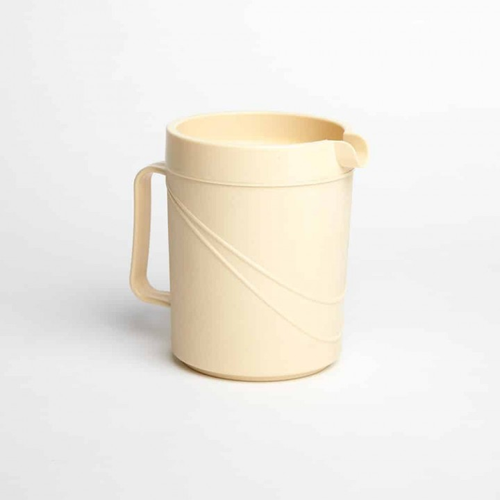 KH Moderne Insulated Jug 600ml Yellow