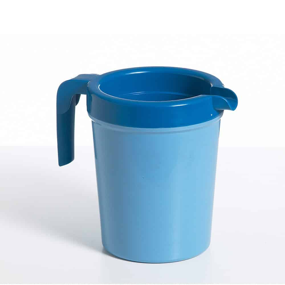 KH Traditional Insulated Jug Blue