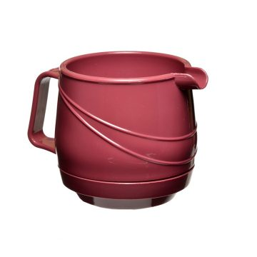 KH Moderne Insulated Beverage Pourer Burgundy