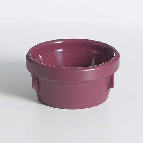 Soup Bowl 250mL Burgundy