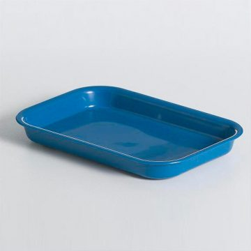 KH Tray Rectangular Blue