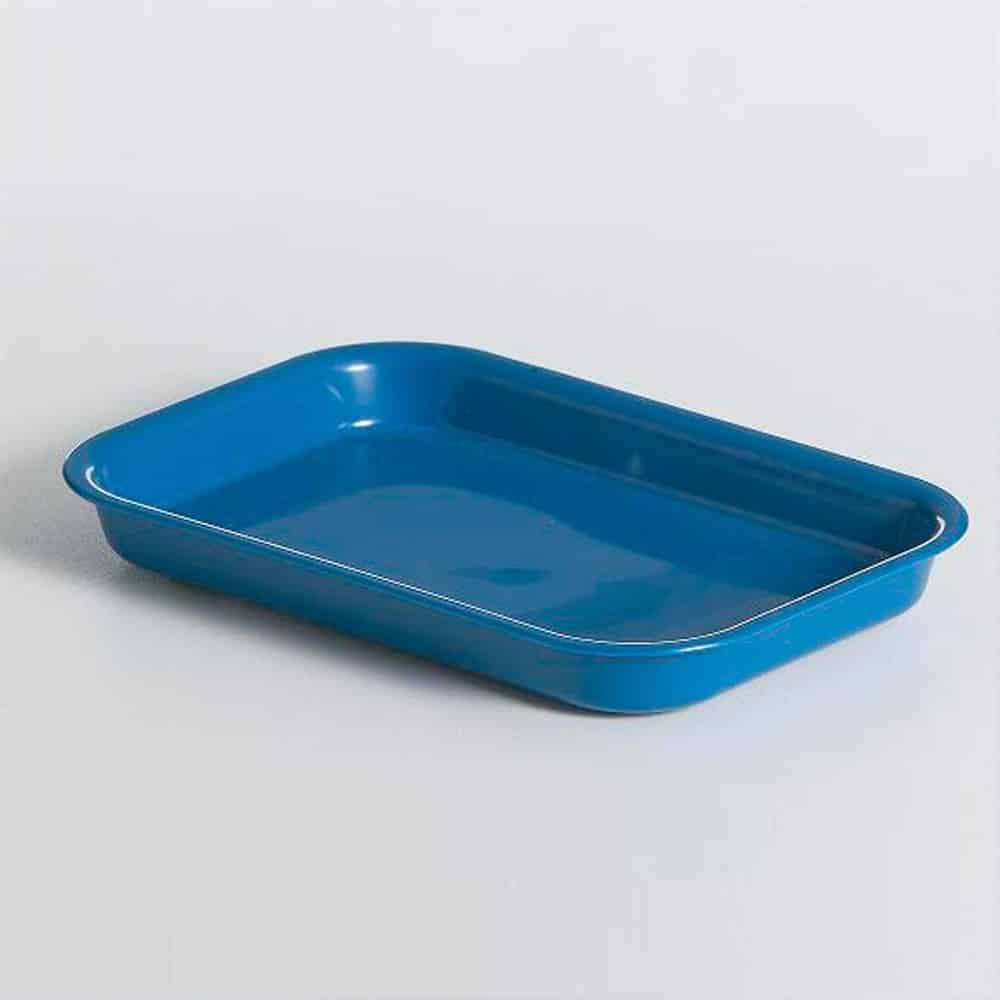 KH Tray Rectangular Blue