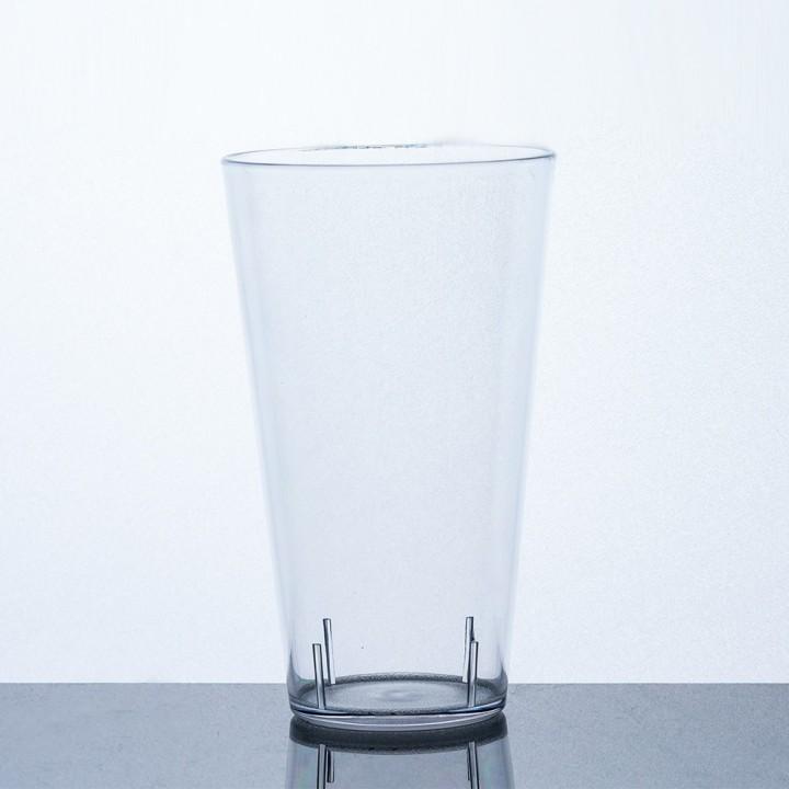 PGC® Plastic Conical Glass 570ml