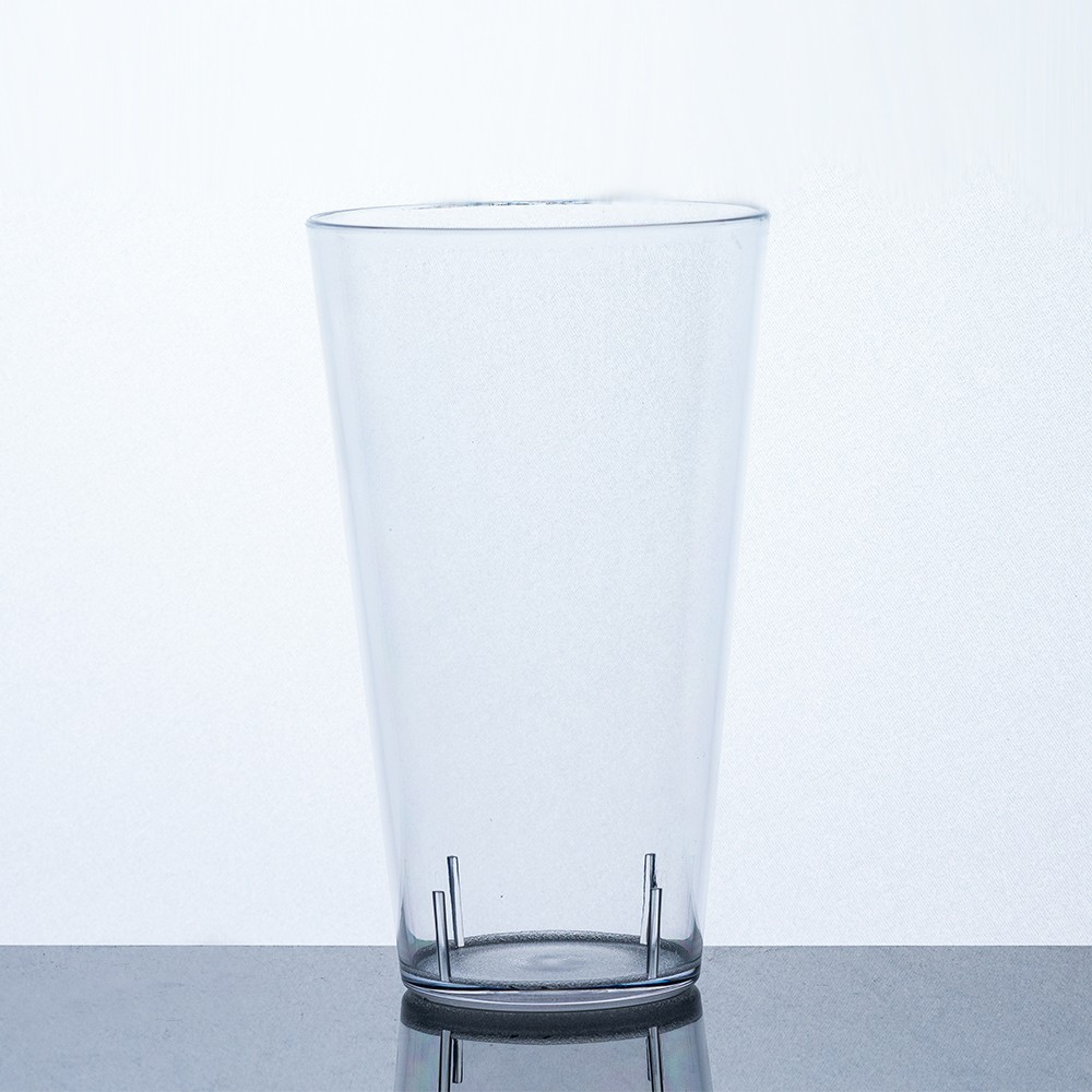 PGC® Plastic Conical Glass 570ml