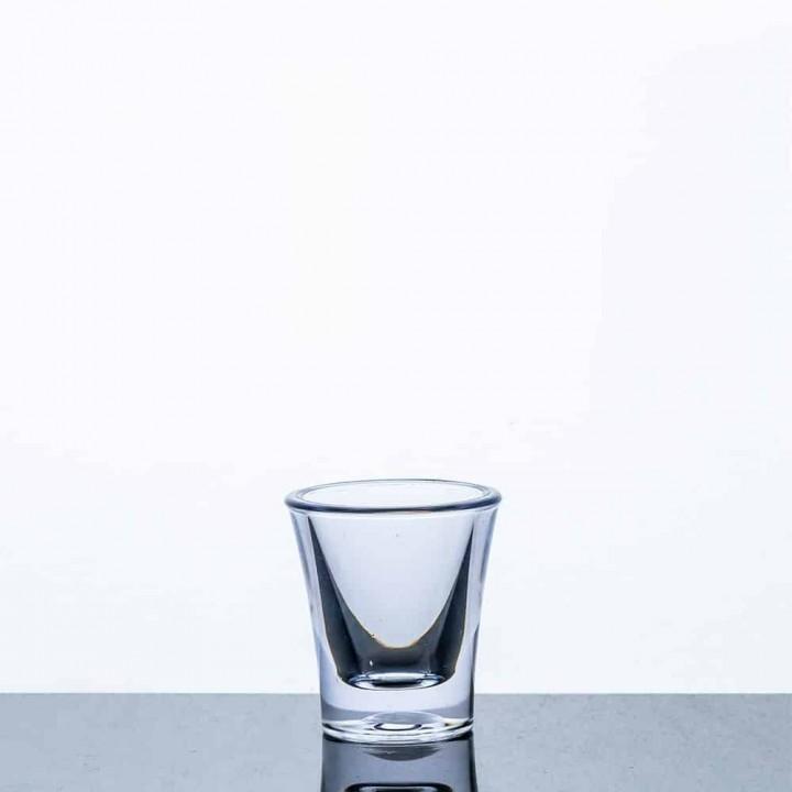 30ml Heavy Shot Glass PGC