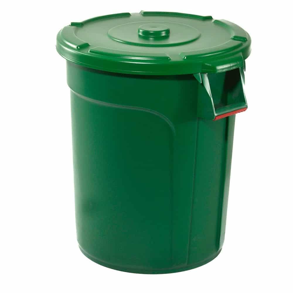 Thor Round Bin Green