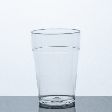 Plastic Tumbler Glass